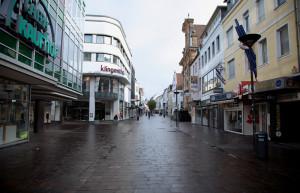 Westernstraße, Paderborn © Harald Morsch